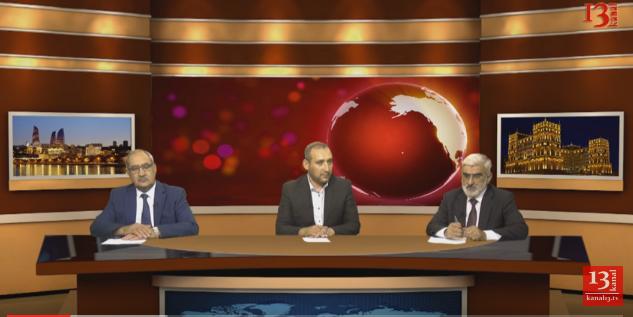 """Mirmahmud Mirəlioğlu Fəzail Ağamalı ilə debatda:"""" Dövlətçiliyimiz təhdid altındadır"""
